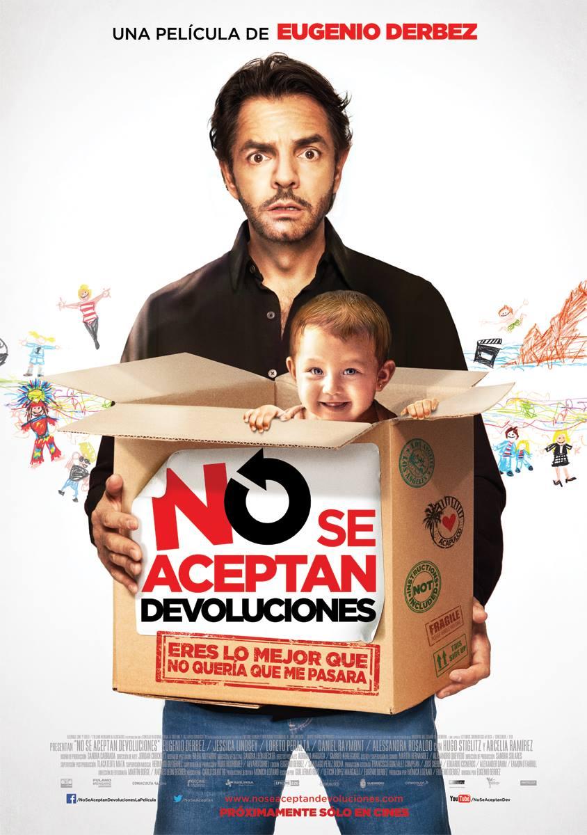 No se aceptan devoluciones | Cine Mexicano | 2013 | 720p