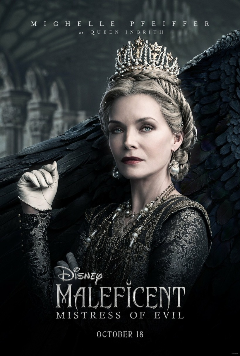Posters Oficiales Maleficent Mistress Of Evil